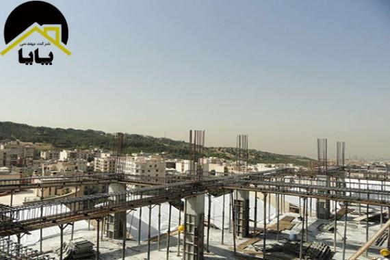 پروژه مسکونی برج حقیقت